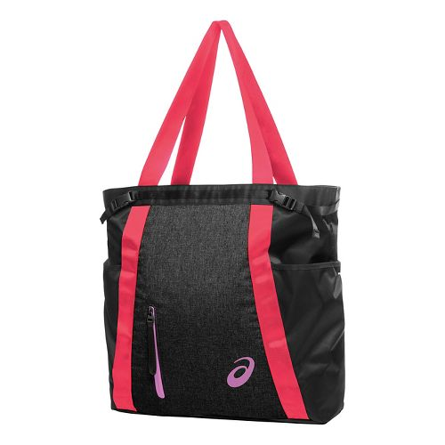 Womens ASICS Fit-Sana Tote Bags - Black