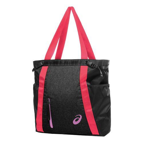 Womens ASICS Fit-Sana Tote Bags - Black