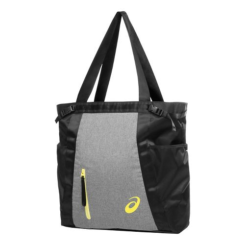 Womens ASICS Fit-Sana Tote Bags - Grey Heather