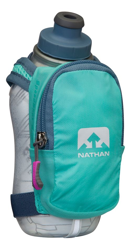 Nathan SpeedShot Plus Insulated 12 ounce Hydration - Cockatoo