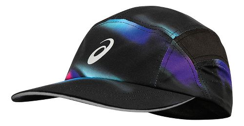 ASICS Fuzex Jockey Cap Headwear - Sea Wave Black