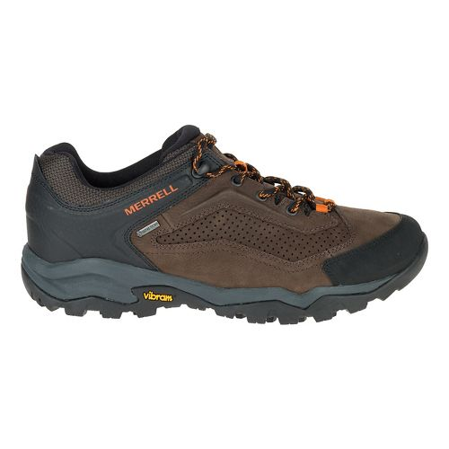 Mens Merrell Everbound GTX Hiking Shoe - Dark Earth 8.5