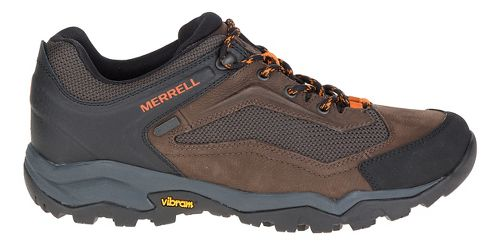 Mens Merrell Everbound Vent WTPF Hiking Shoe - Slate Black 11.5