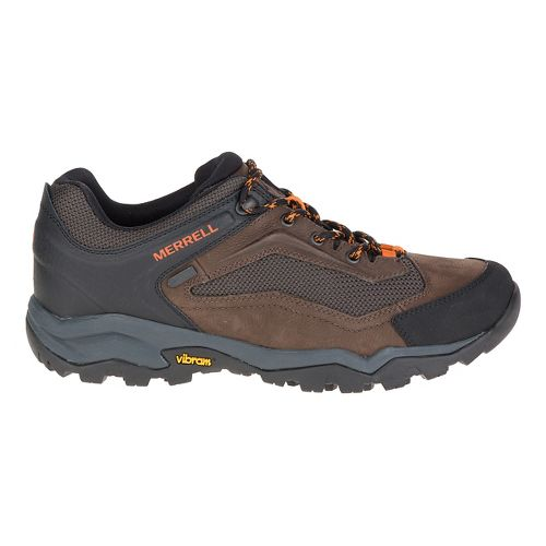 Mens Merrell Everbound Vent WTPF Hiking Shoe - Slate Black 14