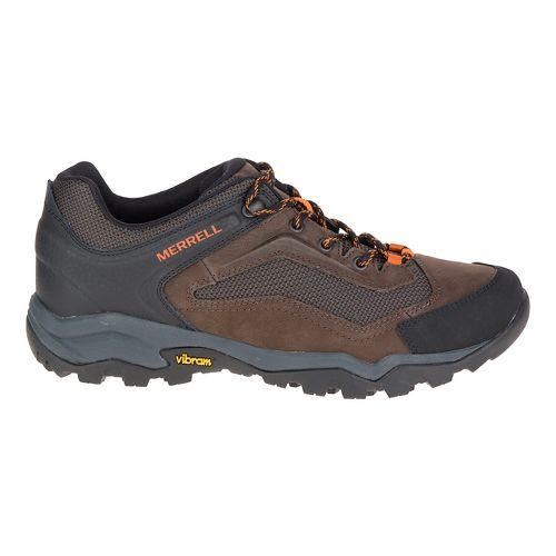 Mens Merrell Everbound Vent Trail Running Shoe - Slate Black 12