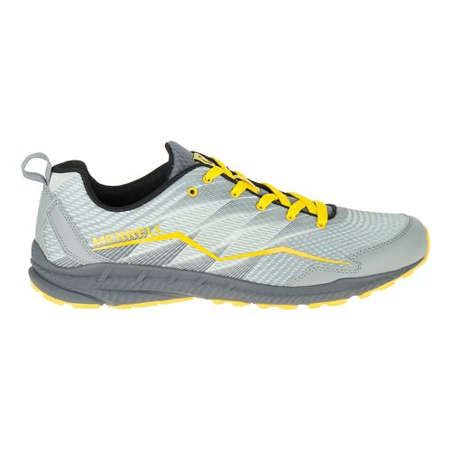Mens Merrell Trail Crusher Trail Running Shoe - Wild Dove 13