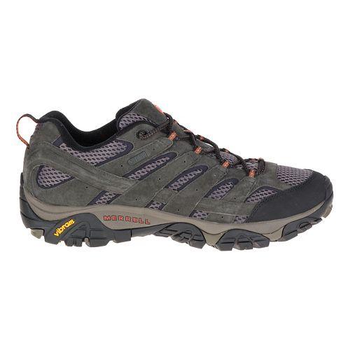 Mens Merrell Moab 2 Waterproof Hiking Shoe - Beluga 8