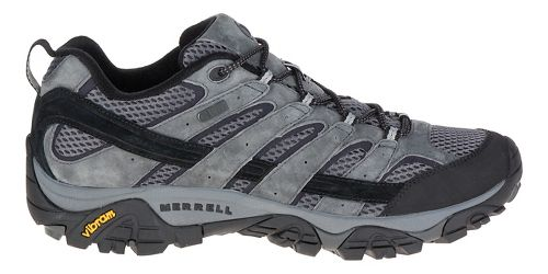 Mens Merrell Moab 2 Waterproof Hiking Shoe - Granite 10.5