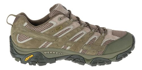 Mens Merrell Moab 2 Waterproof Hiking Shoe - Dusty Olive 11.5