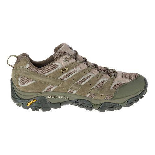 Mens Merrell Moab 2 Waterproof Hiking Shoe - Dusty Olive 10