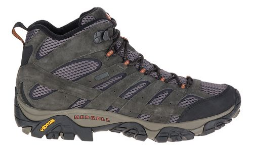 Mens Merrell Moab 2 Mid Waterproof Hiking Shoe - Beluga 15