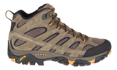 Mens Merrell Moab 2 Vent Mid Hiking Shoe - Walnut 10