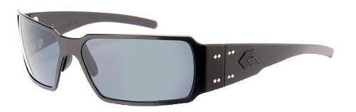 Mens Gatorz Boxster Sunglasses - Blackout/Smoke