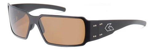 Mens Gatorz Boxster Sunglasses - Brown/Polarized