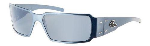 Mens Gatorz Boxster Sunglasses - Gun Metal/Polarized