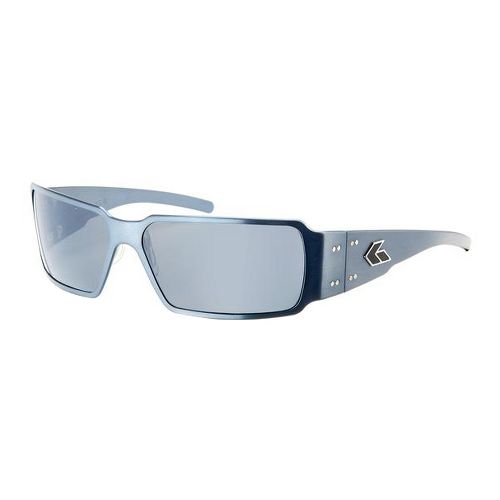 Mens Gatorz Boxster Sunglasses - Gun Metal/Polarized