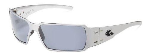 Mens Gatorz Boxster Sunglasses - Polished/Polarized
