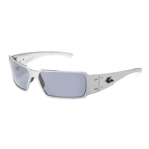 Mens Gatorz Boxster Sunglasses - Polished/Polarized