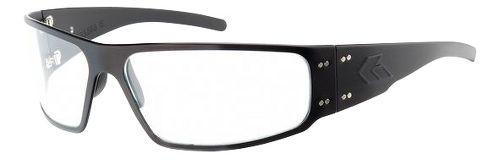 Mens Gatorz Magnum Sunglasses - Blackout/Clear