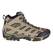 Mens Merrell Moab 2 Mid GTX Hiking Shoe - Walnut 11