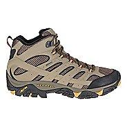 Mens Merrell Moab 2 Mid GTX Hiking Shoe - Walnut 13