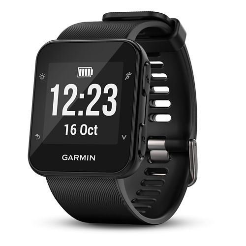 Garmin Forerunner 35 GPS Running Watch + Wrist HRM Running Watch Monitors - Black