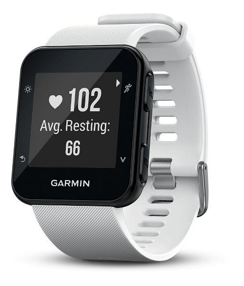 Garmin Forerunner 35 GPS Running Watch + Wrist HRM Running Watch Monitors - White
