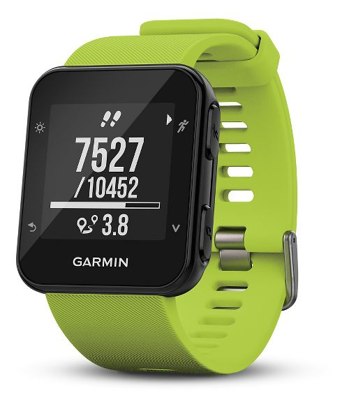 Garmin Forerunner 35 GPS + Wrist HRM Running Watch Monitors - Limelight