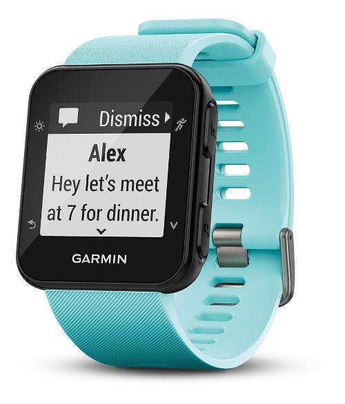 Garmin Forerunner 35 GPS + Wrist HRM Running Watch Monitors - Frost Blue