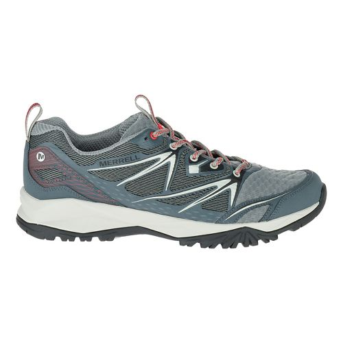 Mens Merrell Capra Bolt Air Hiking Shoe - Grey 11