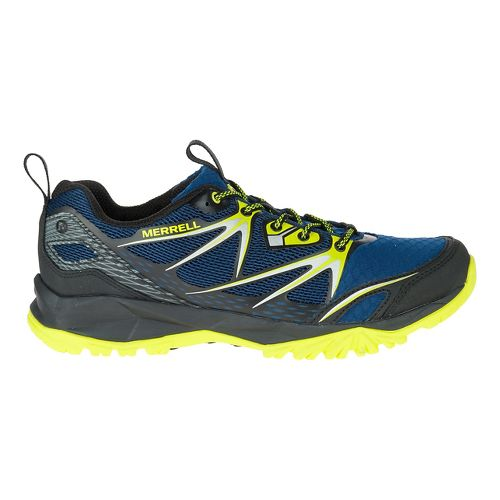 Mens Merrell Capra Bolt Air Hiking Shoe - Poseidon 11