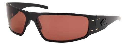 Mens Gatorz Magnum Sunglasses - Black/Rose Polarized