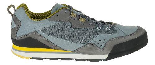 Mens Merrell Burnt Rock Casual Shoe - Castlerock 10.5