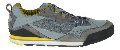Mens Merrell Burnt Rock Casual Shoe - Castlerock 12