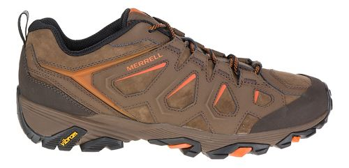Mens Merrell Moab FST LTR Hiking Shoe - Black/Granite 10