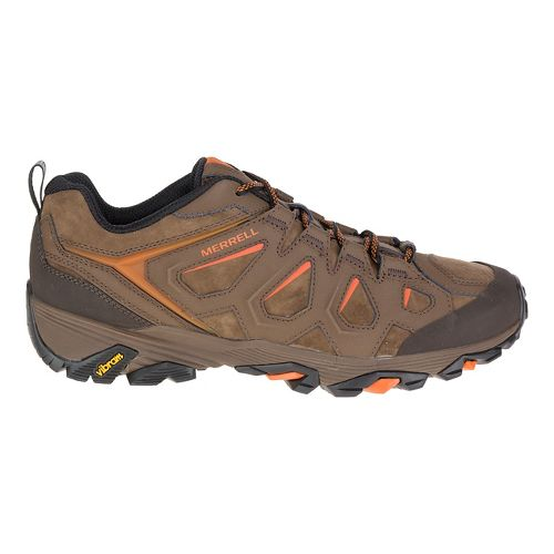 Mens Merrell Moab FST LTR Hiking Shoe - Dark Earth 7.5