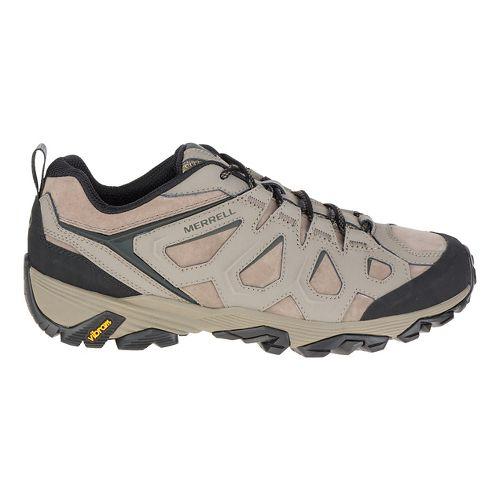 Mens Merrell Moab FST LTR Hiking Shoe - Black/Granite 8.5