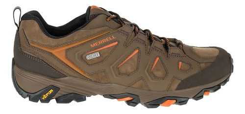 Mens Merrell Moab FST LTR WTPF Hiking Shoe - Dark Earth 12
