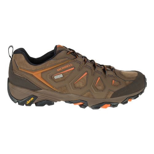 Mens Merrell Moab FST LTR WTPF Hiking Shoe - Dark Earth 15