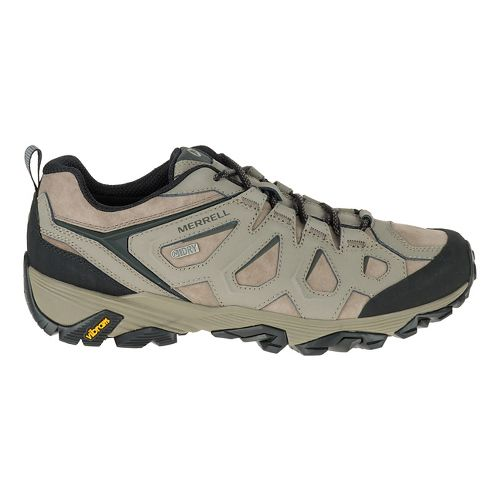 Mens Merrell Moab FST LTR WTPF Hiking Shoe - Boulder 10.5