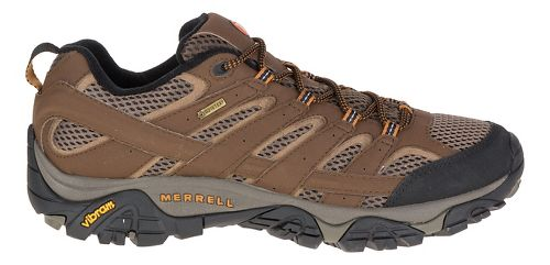 Mens Merrell Moab 2 GTX Hiking Shoe - Earth 7.5