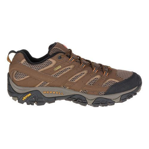 Mens Merrell Moab 2 GTX Hiking Shoe - Earth 11.5