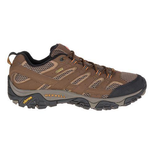 Mens Merrell Moab 2 GTX Hiking Shoe - Earth 7.5