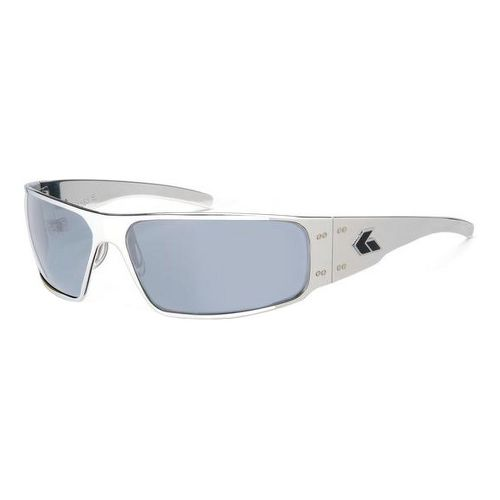 Mens Gatorz Magnum Sunglasses - Polished/Polarized