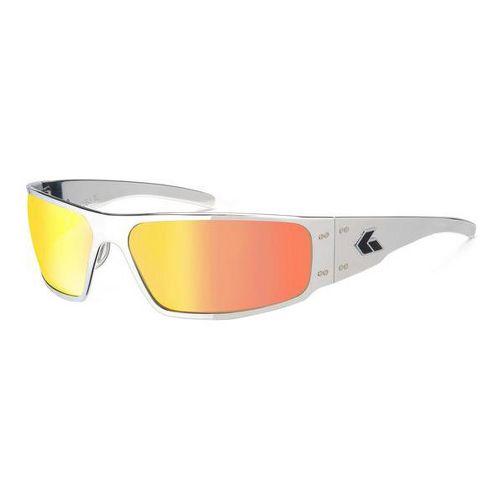 Mens Gatorz Magnum Sunglasses - Polished/Polarized