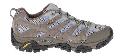 Womens Merrell Moab 2 Waterproof Hiking Shoe - Falcon 7.5