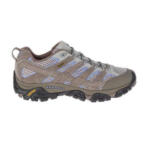 Womens Merrell Moab 2 Waterproof Hiking Shoe - Falcon 11