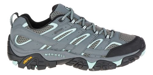 Womens Merrell Moab 2 GTX Hiking Shoe - Sedona Sage 6.5