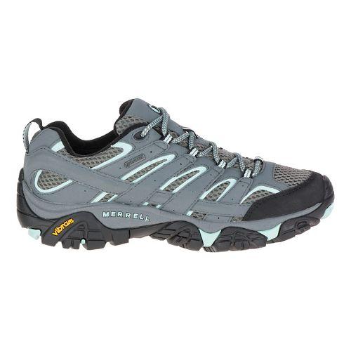 Womens Merrell Moab 2 GTX Hiking Shoe - Sedona Sage 5