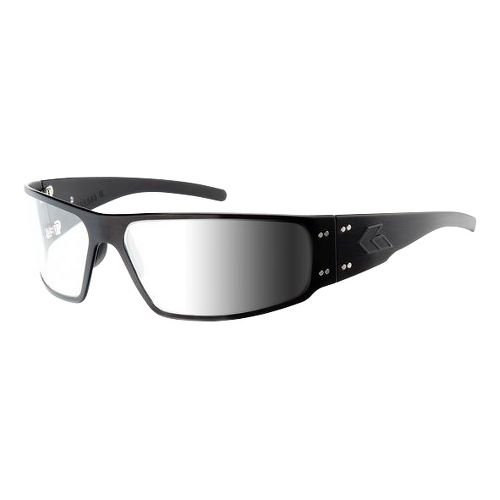 Mens Gatorz Magnum Sunglasses - Blackout/Inferno